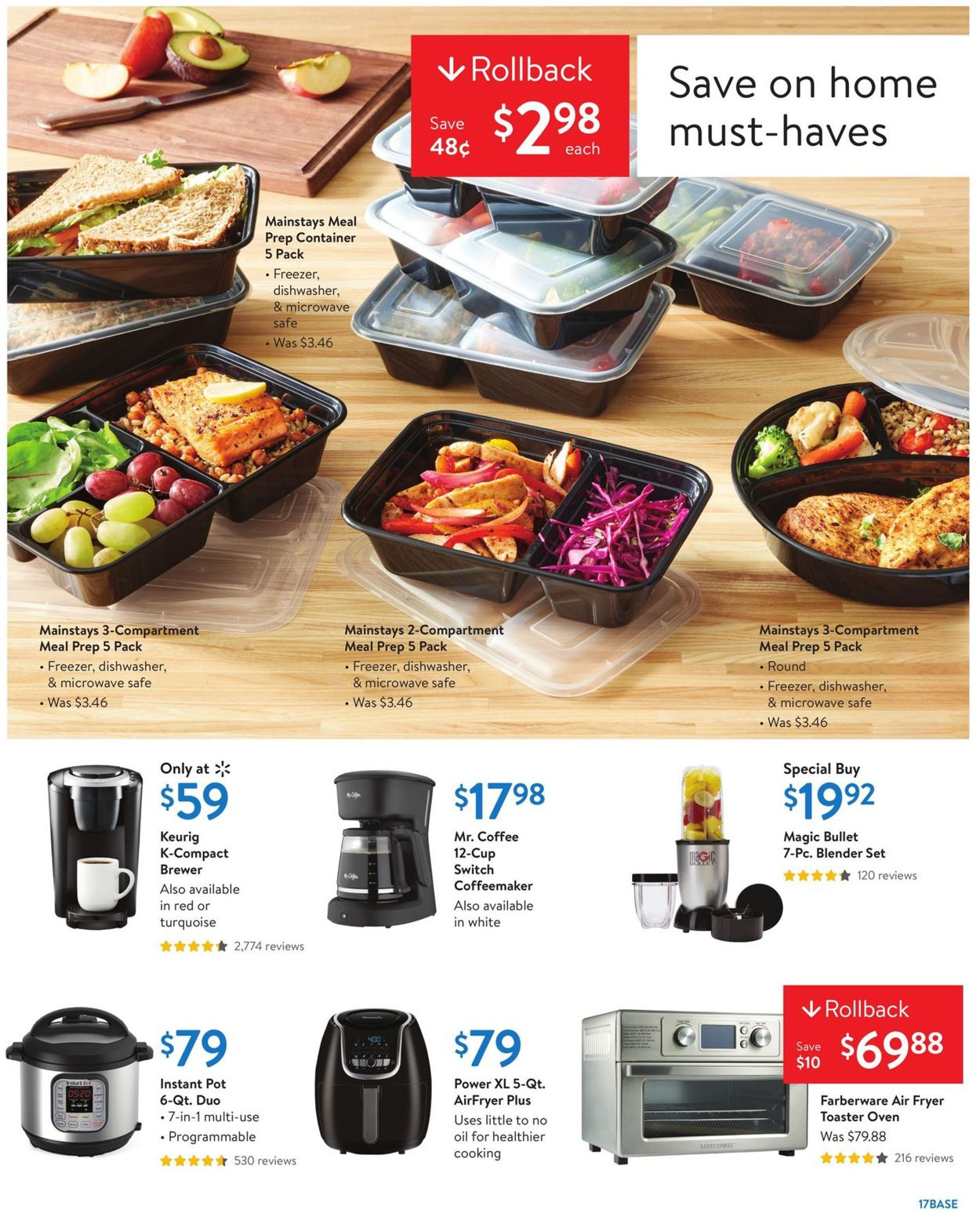Walmart Current Weekly Ad 12 26 01 11 2020 17 Frequent Ads Com