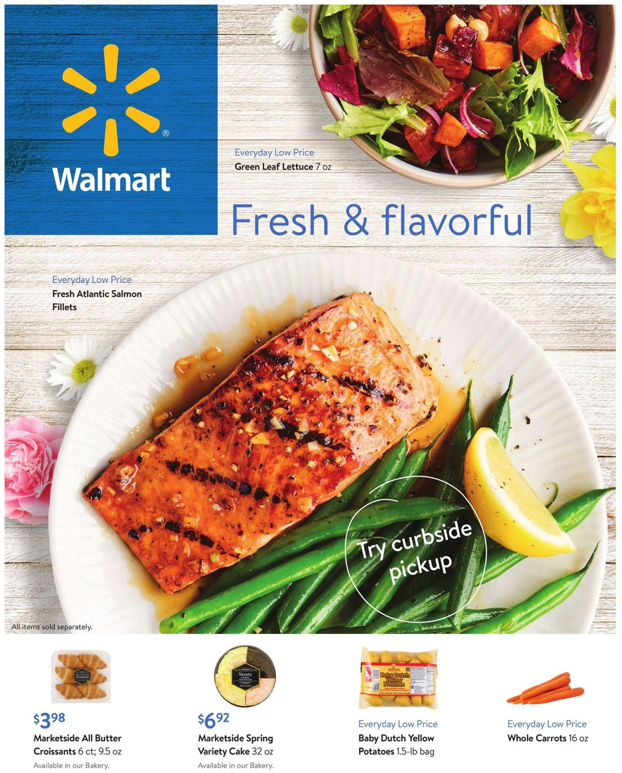 Catalogue Walmart from 03/03/2021