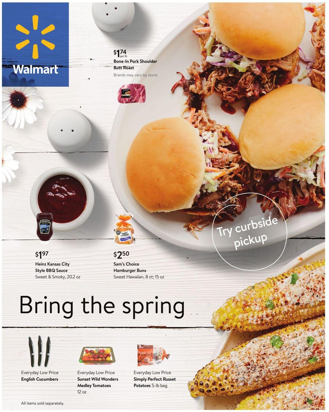 Catalogue Walmart from 04/05/2021