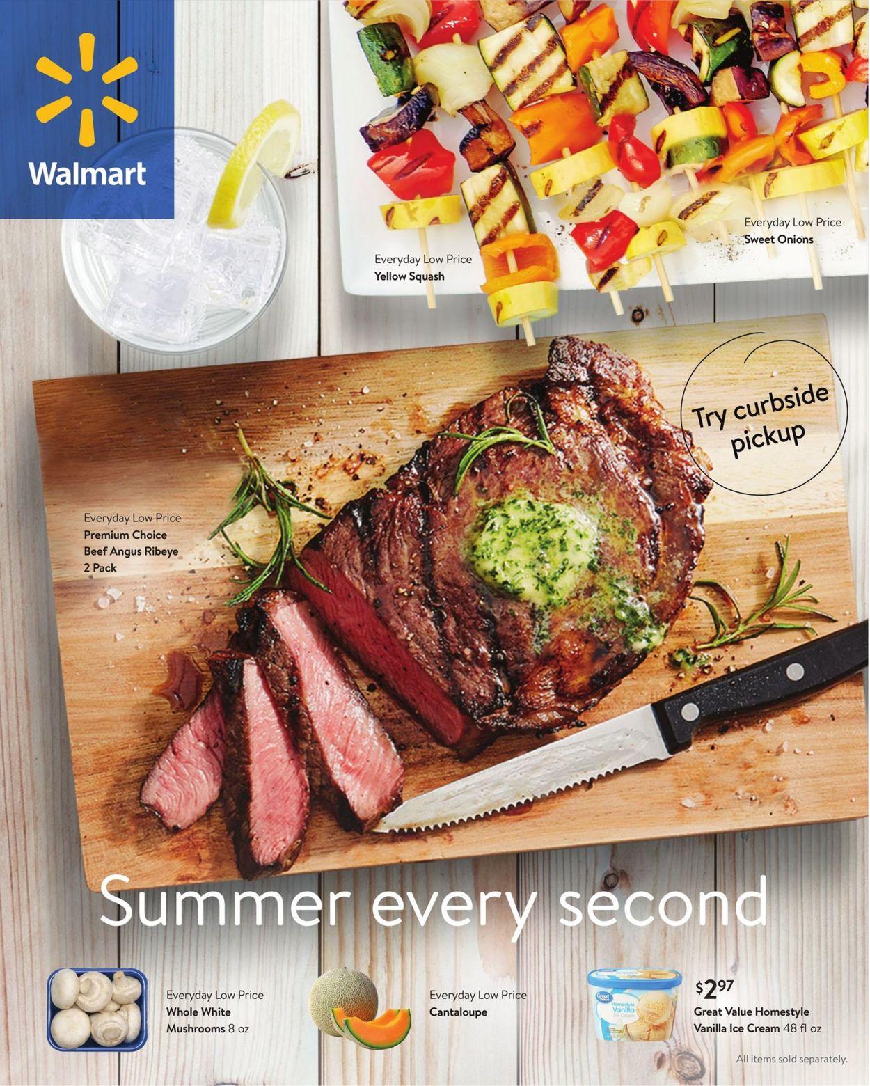 Catalogue Walmart from 06/02/2021