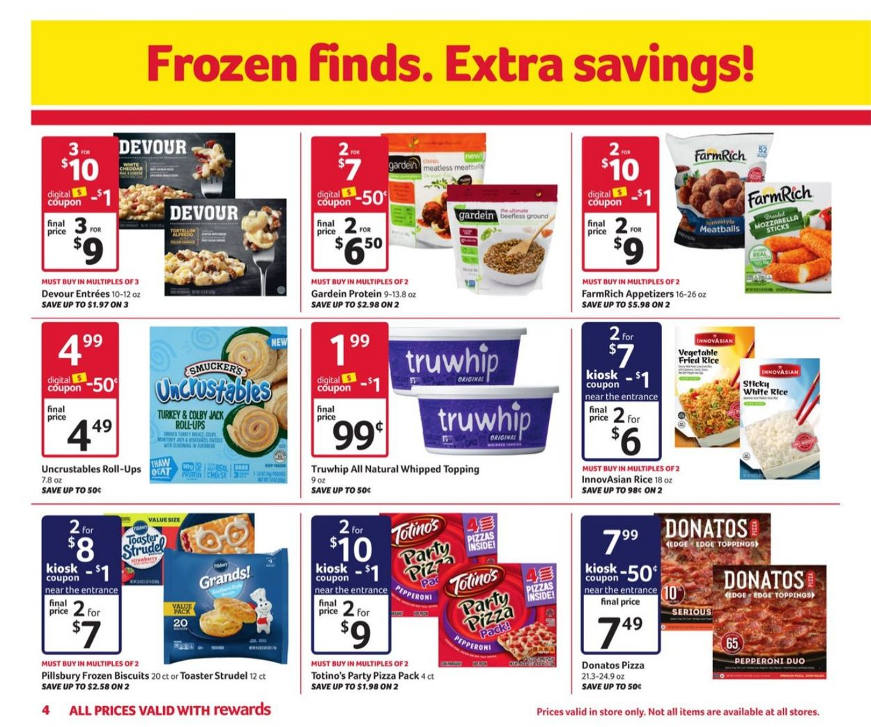 Catalogue Winn Dixie from 03/03/2021