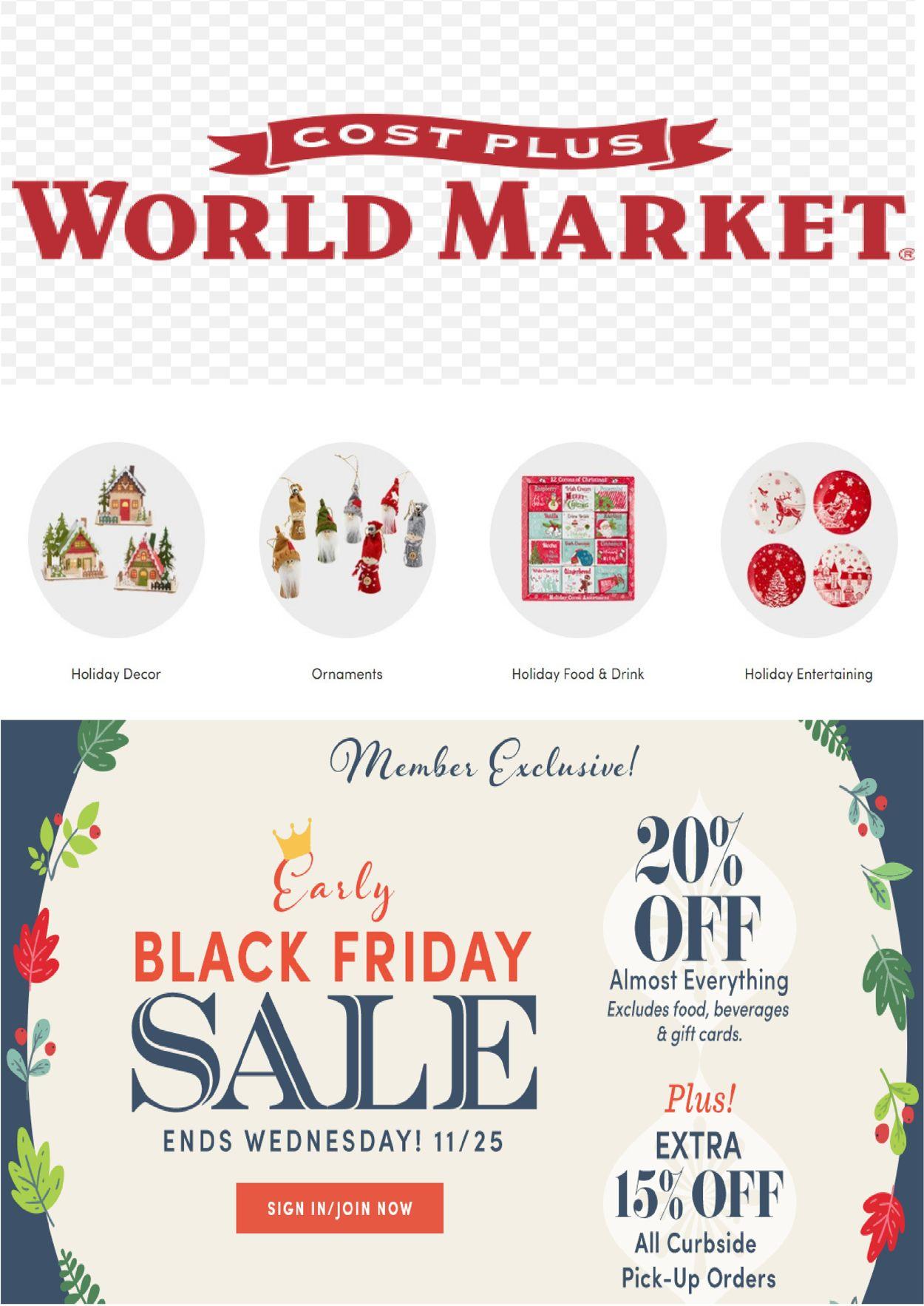 World Market weekly-ad