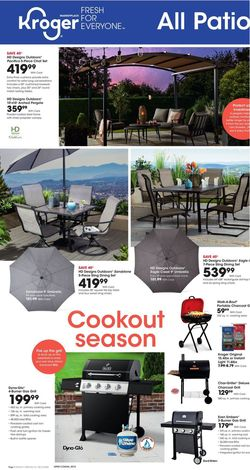 Catalogue Kroger from 05/13/2020