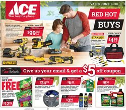 Catalogue Ace Hardware from 06/01/2020