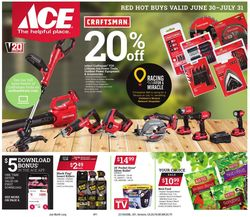 Current weekly ad Ace Hardware