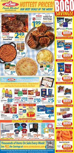 Catalogue Acme Fresh Market from 05/20/2021