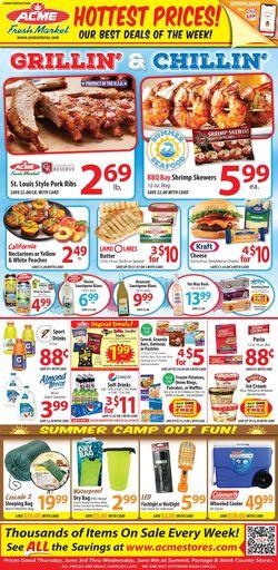 Catalogue Acme Fresh Market from 06/03/2021