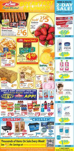 Catalogue Acme Fresh Market from 06/10/2021