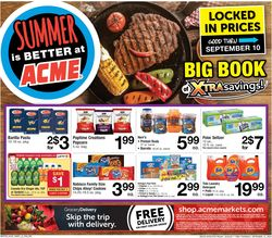 Catalogue Acme from 08/07/2020