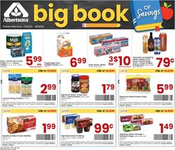 Catalogue Albertsons from 07/28/2020