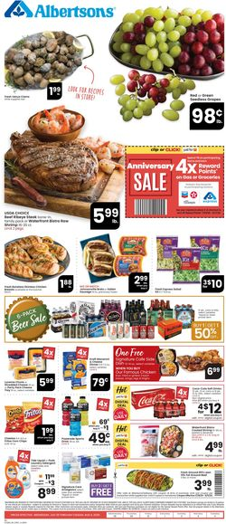 Catalogue Albertsons from 07/29/2020