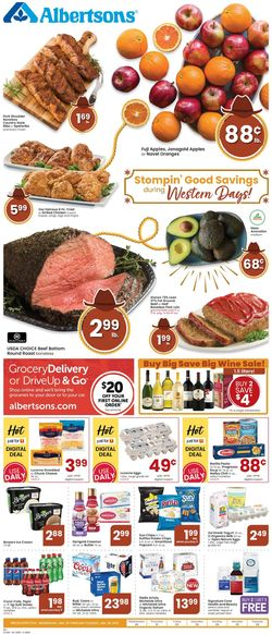 Current weekly ad Albertsons