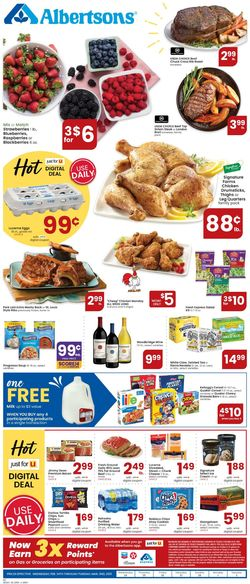 Catalogue Albertsons from 02/24/2021
