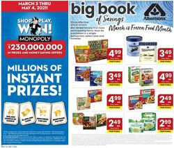 Catalogue Albertsons from 03/02/2021