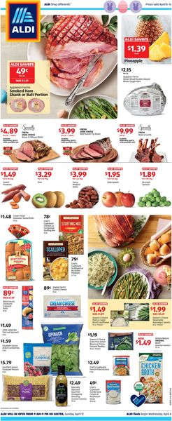 ALDI Current weekly ad 04/15 - 04/21