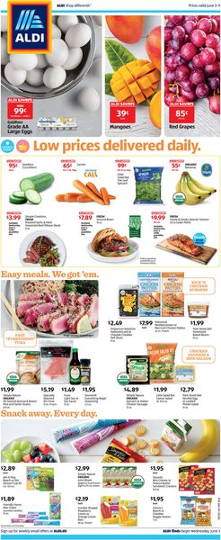 Catalogue ALDI from 06/03/2020