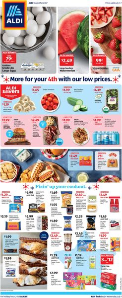 Catalogue ALDI from 07/01/2020