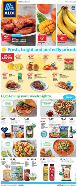 Catalogue ALDI from 07/08/2020
