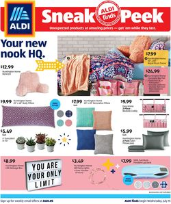 Catalogue ALDI from 07/15/2020