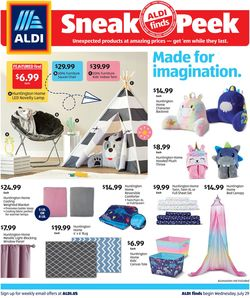 Catalogue ALDI from 07/29/2020