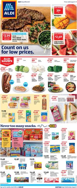 Catalogue ALDI from 08/05/2020