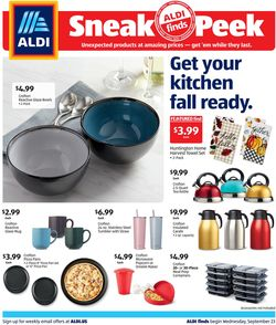 Catalogue ALDI from 09/23/2020