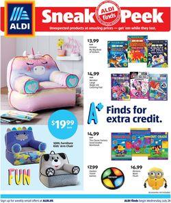 Current weekly ad ALDI