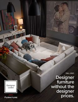 Current weekly ad American Signature Furniture