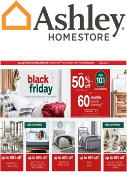 Current weekly ad Ashley Furniture