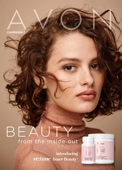 Current weekly ad Avon