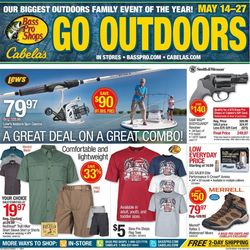 Catalogue Bass Pro from 05/14/2020