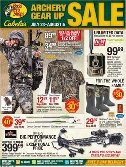 Catalogue Bass Pro from 07/23/2020