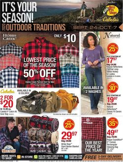 Current weekly ad Bass Pro