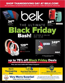 Current weekly ad Belk