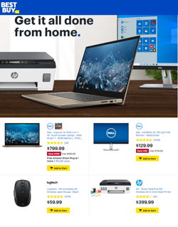 Catalogue Best Buy from 07/24/2020
