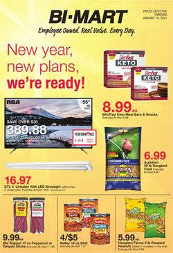 Current weekly ad Bi-Mart