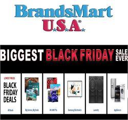 Current weekly ad Brandsmart USA