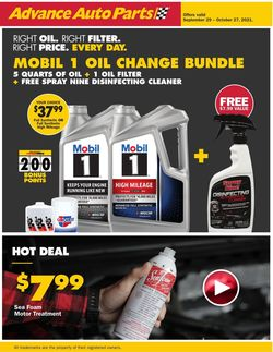 Current weekly ad CarQuest