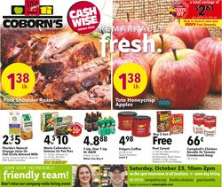 Current weekly ad Cash Wise