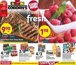 Current weekly ad Coborn's