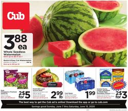 Current weekly ad Cub Foods