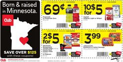 Catalogue Cub Foods from 08/09/2020