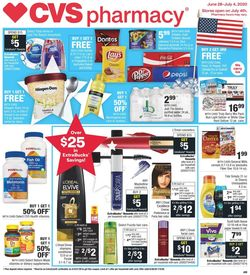 Catalogue CVS Pharmacy from 06/28/2020