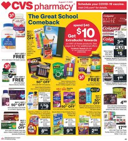 Current weekly ad CVS Pharmacy