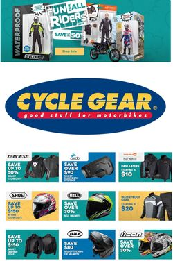 Cycle Gear weekly-ad