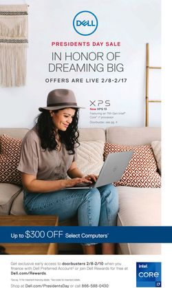 Current weekly ad Dell