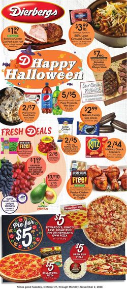 Current weekly ad Dierbergs
