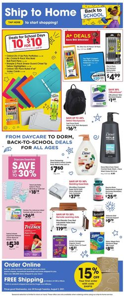 Current weekly ad Dillons