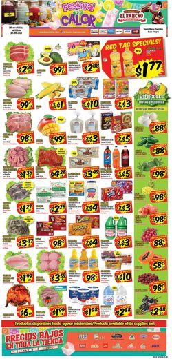 Catalogue El Rancho from 07/22/2020