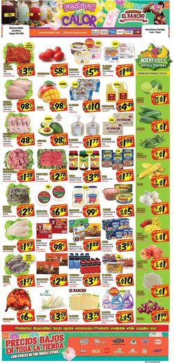 Catalogue El Rancho from 07/29/2020